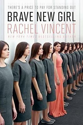 Brave new girl by Rachel Vinc